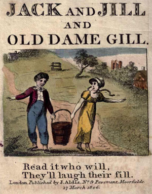 eBooks - Jack and Jill and Old Game Dill
