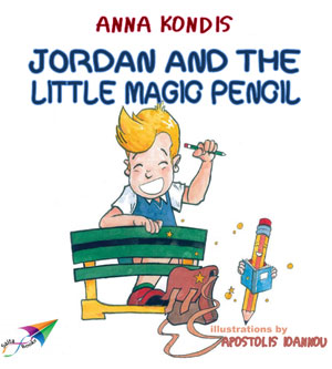 eBook - Jordan and the Little Magic Pencil