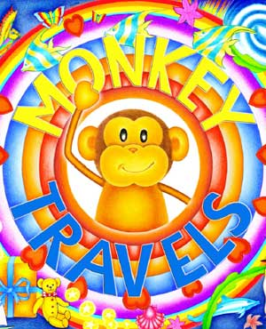 eBook - Monkey Travels - Inspiring Young Minds