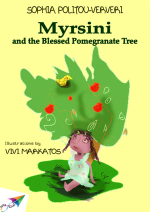 eBook - Mysrini and the Blessed Pomegranate Tree