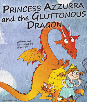 Free E Books For Kids Princess Azzurra And The