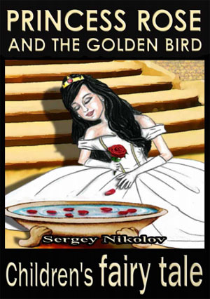 eBook - Princess Rose and the Golden Bird