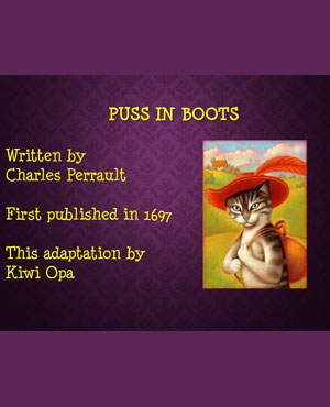 eBook - Puss in Boots