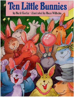 Image result for Ten Little Bunnies