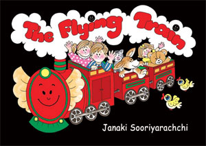 eBook - The Flying Train