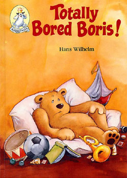 eBook - Totally Bored Boris