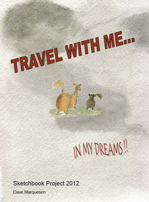 eBook - Travel With Me in My Dreams