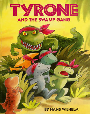 eBook - Tyrone And The Swamp Gang
