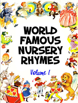 E Book Review Nursery Rhymes