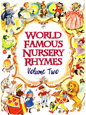 eBook - World Famous Nursery Rhymes – Vol 2