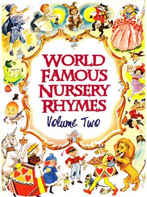 Nursery Rhyme Books For Preschoolers Thenurseries