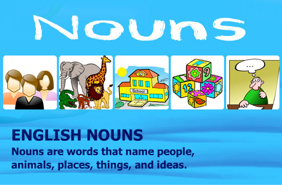 English Grammar - Types of Noun