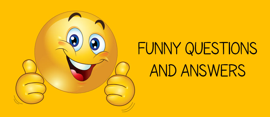 Funny Questions And Answers For Kids In English