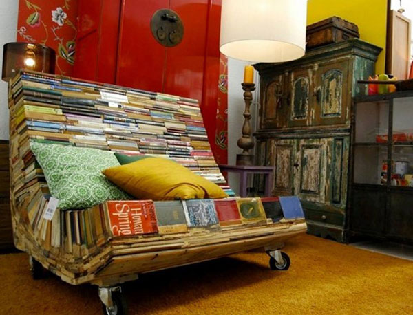 Funny Bed by Books