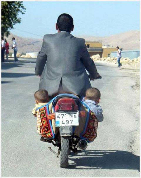 Carrying Kids