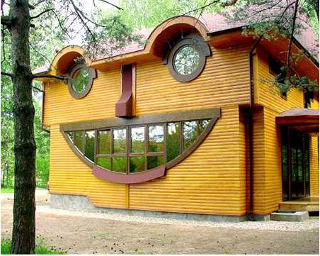 Funny House Image