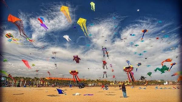 Kites Fun