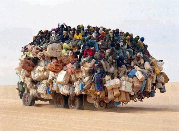 Funny Travel Photo