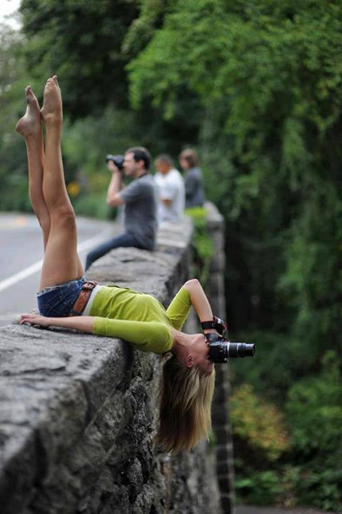 Funny Photography Style