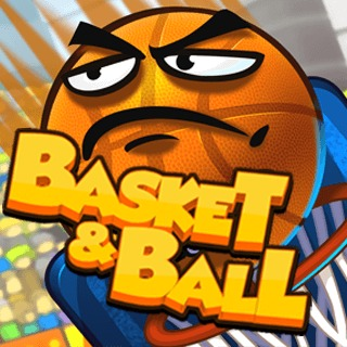 Sports Game - Basket & Ball