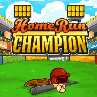 Sports Game - Home Run Champion