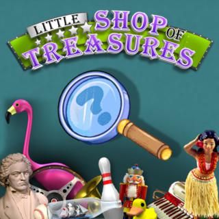 Memory Game Little Shop Of Treasures