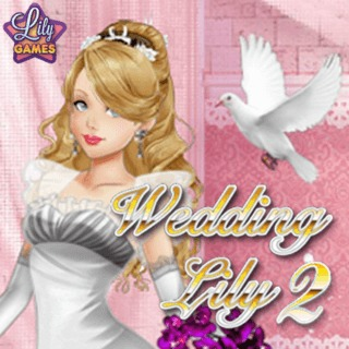 Dress Up Game - Wedding Lily 2