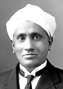 C V Raman – Great Personalities
