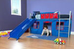 Kids Bunk Beds, Learning While Having Fun