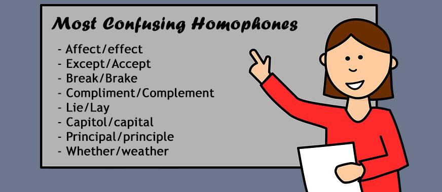 Grade 10 English Vocabulary Exercises, Homophones in English ...