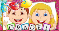English Lessons for Grade 1