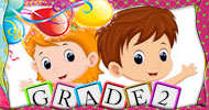 English Lessons for Grade 2