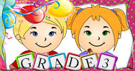 English Lessons for Grade 3