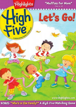 High Five Magazine For Kids