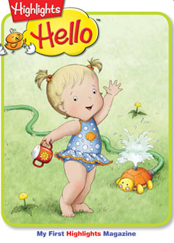 Highlights Hello Magazine For Kids