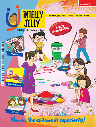 iNTELLYJELLY Magazine Review For Kids