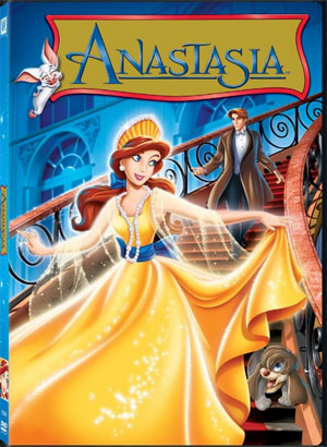 Anastasia animated movie for children watch full movie