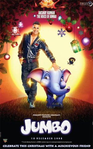 Animated Movie Jumbo