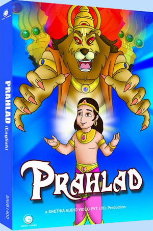 Animated Movie Prahlad