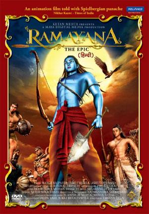 Ramayan cartoon reviews, tv serials, tv episodes, tv shows, story.