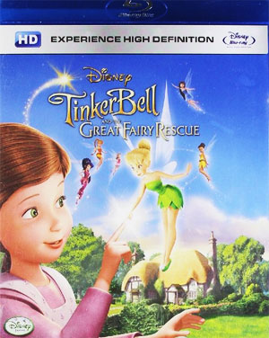 Animated Movie Tinker Bell