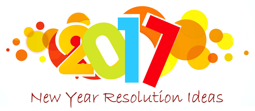 New Year Resolution Ideas For Students 2017