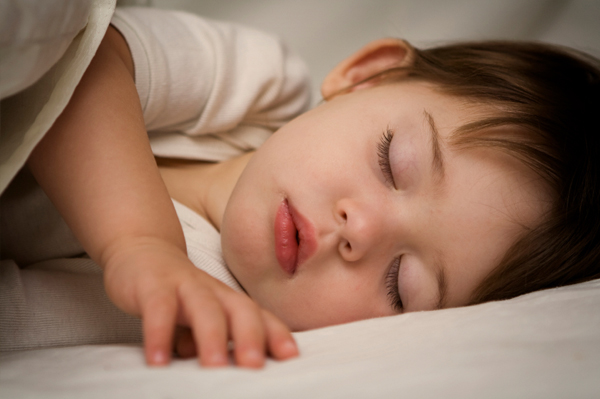Recommended Hours of Sleep for Children