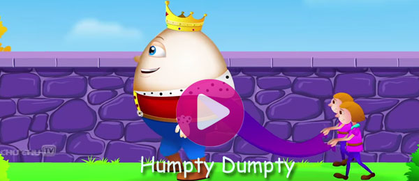 Rhymes - Humpty Dumpty