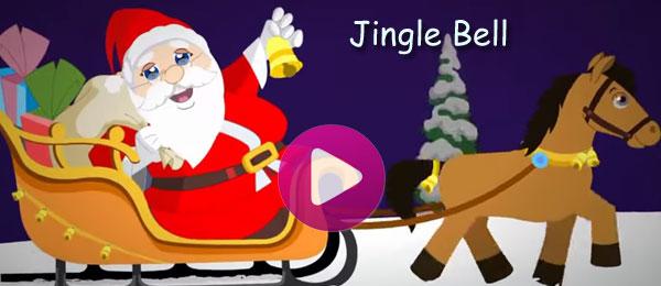 Jingle Bell | Xmas Nursery Rhymes for Kids