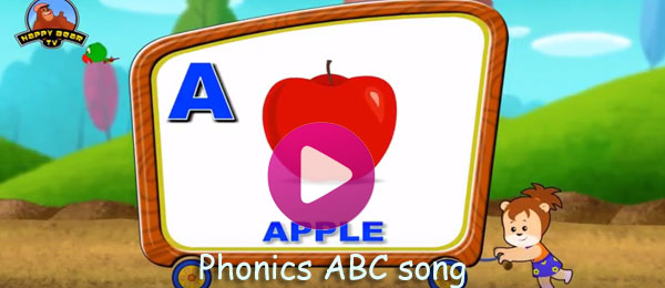 Rhymes - Phonics ABC Song