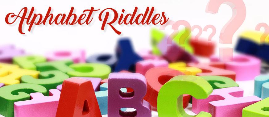 Fun Alphabet Riddles for Kids