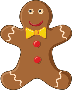 The Gingerbread Man - short story