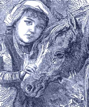 How the Horse Was Persuaded Story