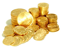 Gold Coins and a Selfish Man Story